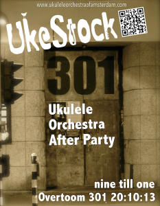 OT301 Free ukulele After Party