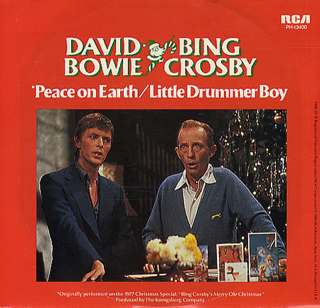 Ukulele chords - Peace on Earth / Little Drummer Boy by David Bowie and Bing Crosby