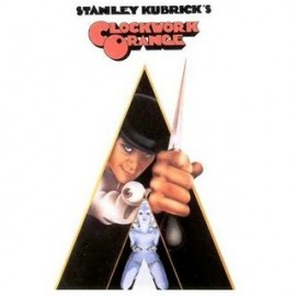 A Clockwork Orange - Soundtrack Album Cover