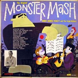 Monster Mash - Bobby Pickett and Leonard L. Capizzi - Cover