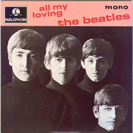 All My Loving - Beatles - Single Cover