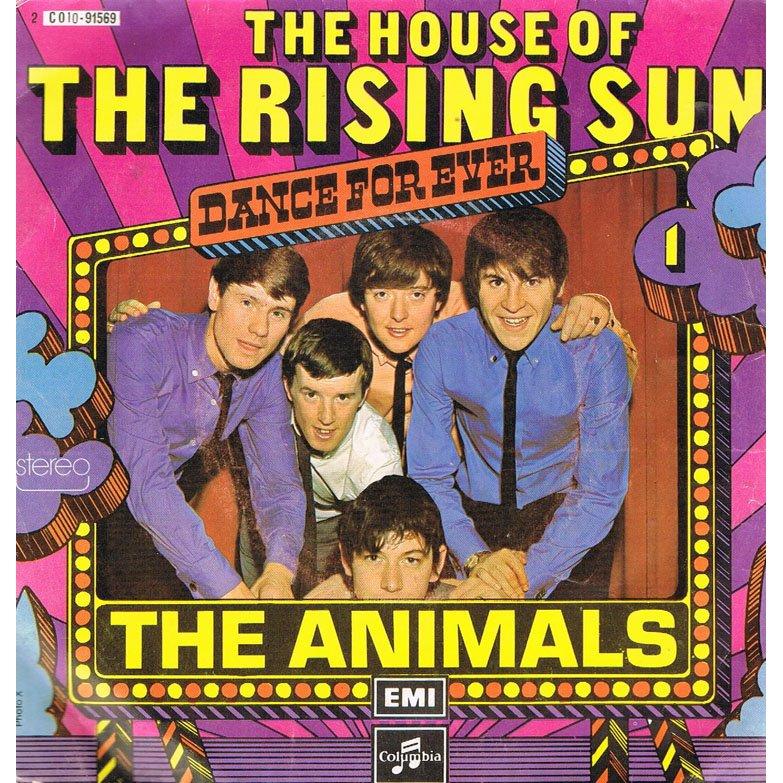 Ukulele chords - House of the Rising Sun by Eric Burdon u0026 the Animals