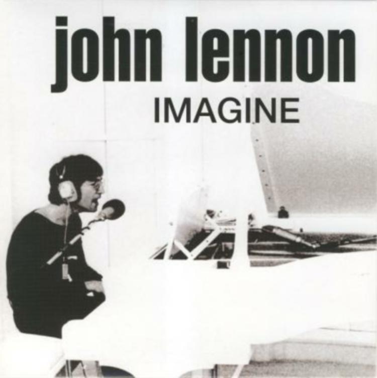 "Unit 2 Essay Rough Draft- ""Imagine"" by John Lennon"