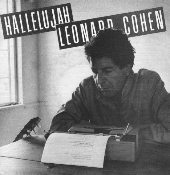 Ukulele chords - Hallelujah by Leonard Cohen
