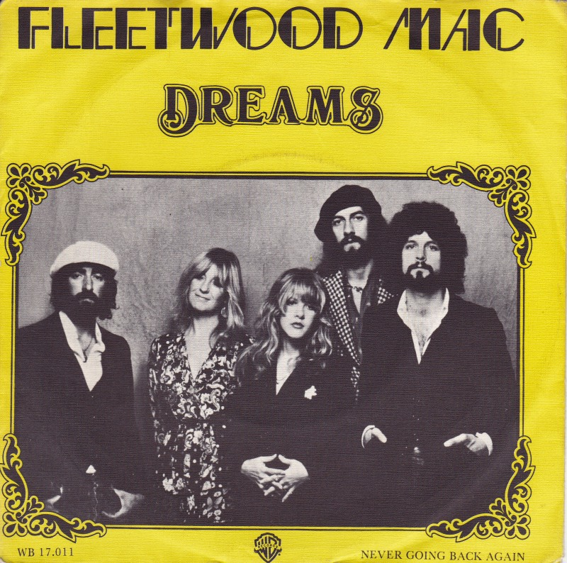 Ukulele chords - Dreams by Fleetwood Mac