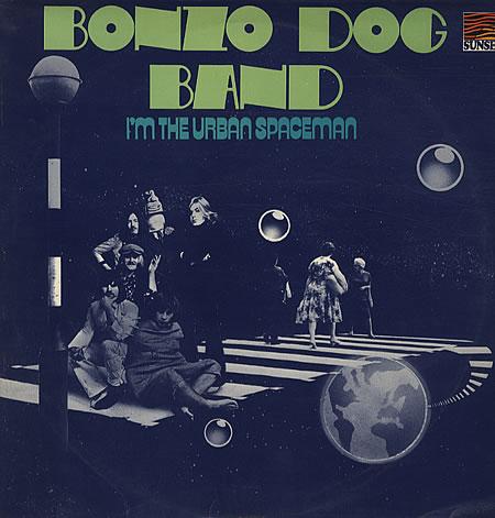 Ukulele Chords Im The Urban Spaceman By Bonzo Dog Doo Dah Band