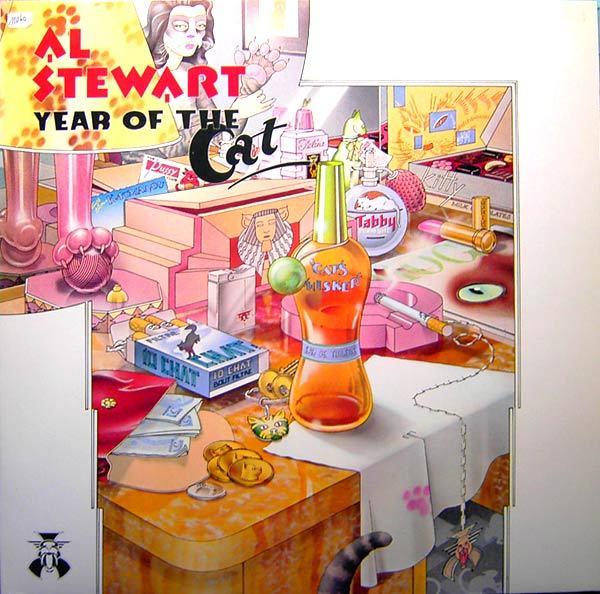 Ukulele chords - Year of the Cat by Al Stewart
