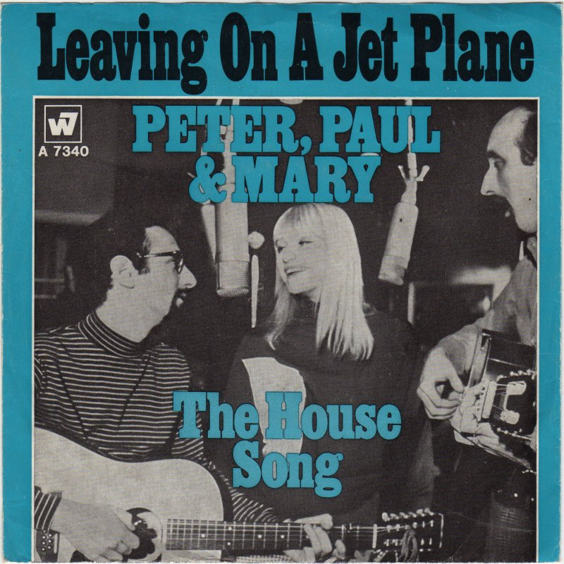 Ukulele Chords Leaving On A Jet Plane By John Denver Peter Paul
