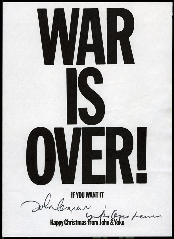 war-is-over-signed