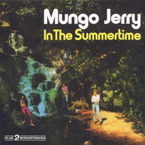 Ukulele Chords In The Summertime By Mungo Jerry