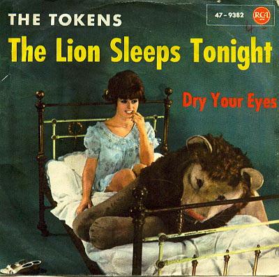 Ukulele Chords The Lion Sleeps Tonight By The Tokens