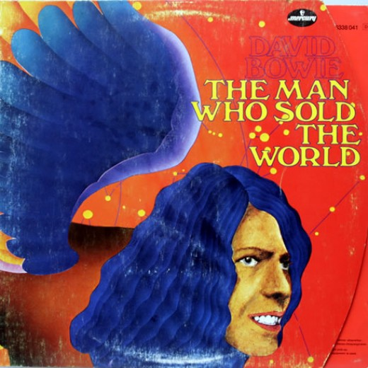 Ukulele chords - The Man Who Sold The World by David Bowie