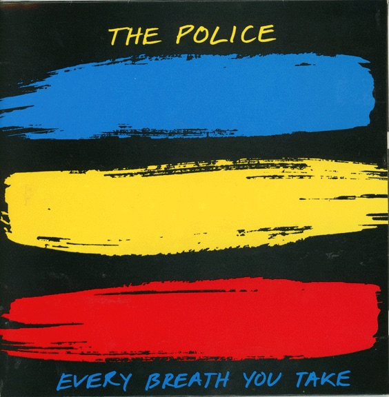 Ukulele chords - Every Breath You Take by The Police