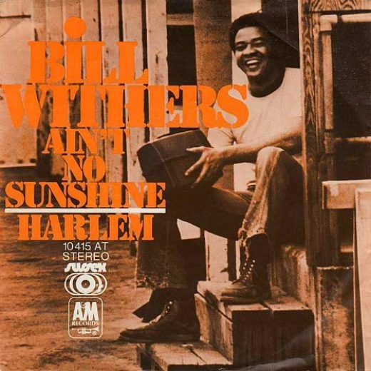 Ain T No Sunshine By Bill Withers Ukulele Chords Repeat the above pattern a couple of times, then during. ain t no sunshine by bill withers